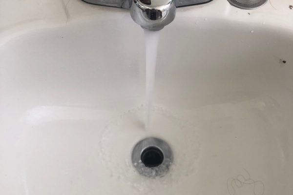Clogged Drain in North Park
