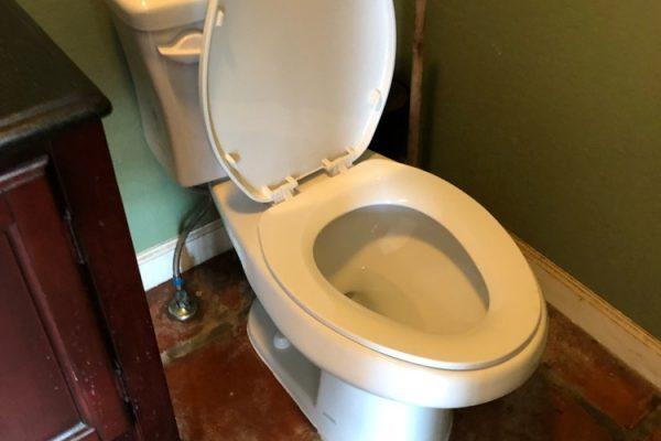 Replace Toilet in La Mesa, CA