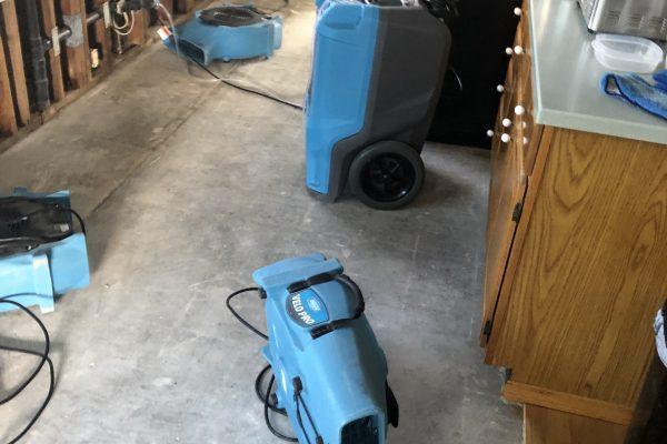 Water Damage Restoration in Haslet, TX