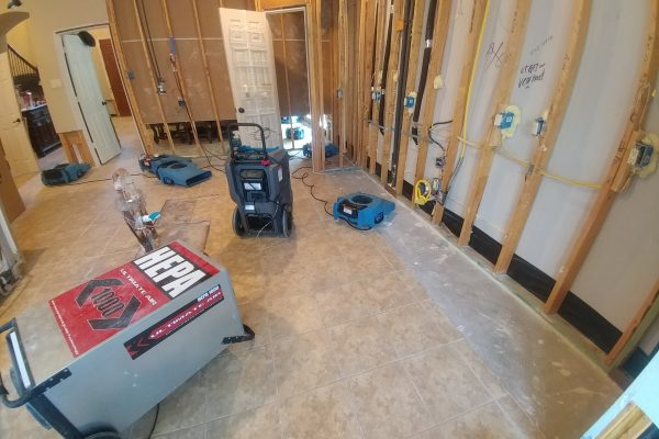 Water Damage Restoration in Crowley, TX