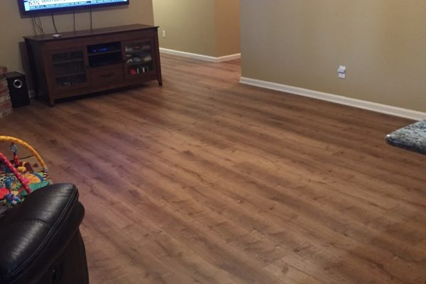 Waterproof Vinyl Plank Flooring in Hesperia, California