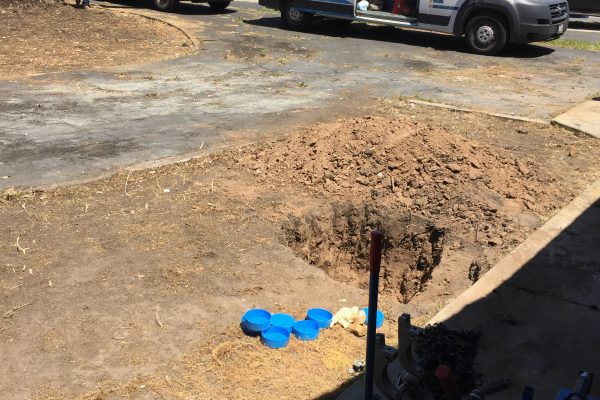 Trenchless Sewer Line Replacement in Chula Vista