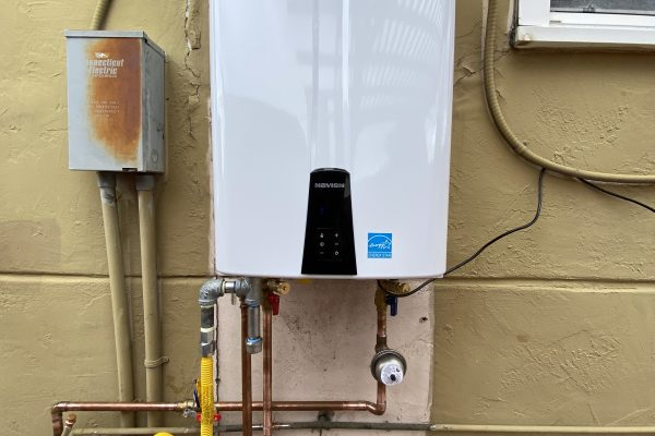 Tankless Water Heater Replacement Chula Vista