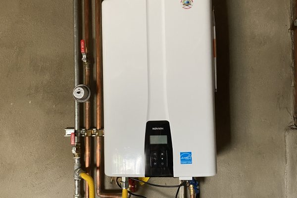 Tankless Water Heater Installation, Rolando Park, San Diego