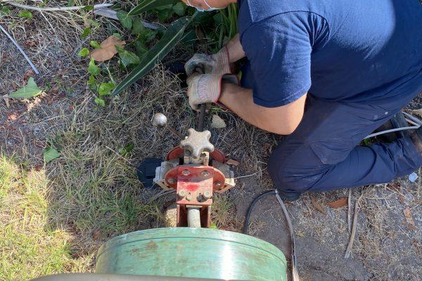 Sewer Main Line Clog in Chula Vista CA 91910