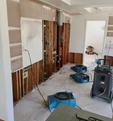 Understanding The Water Damage Restoration and Extraction Process