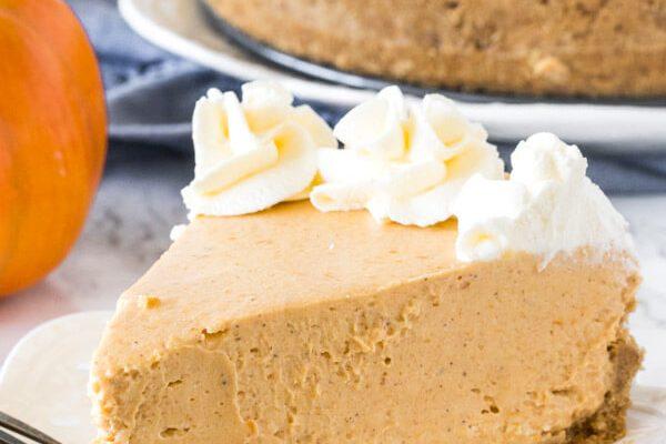 Ann's Pumpkin Cheesecake