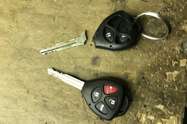 Broken Car Key Repair in Boston, Massachusetts