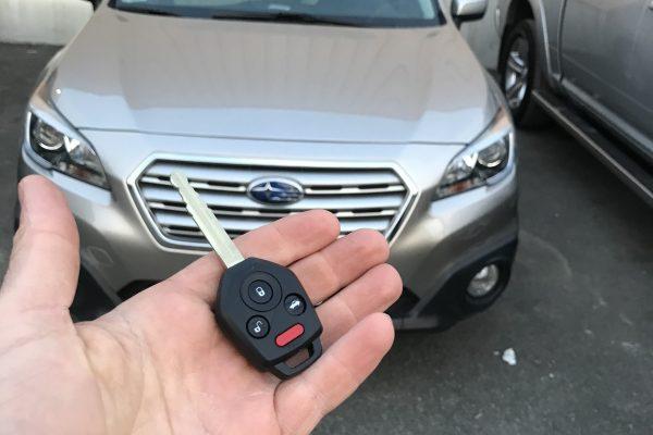 Lost Car Keys Waltham, Massachusetts