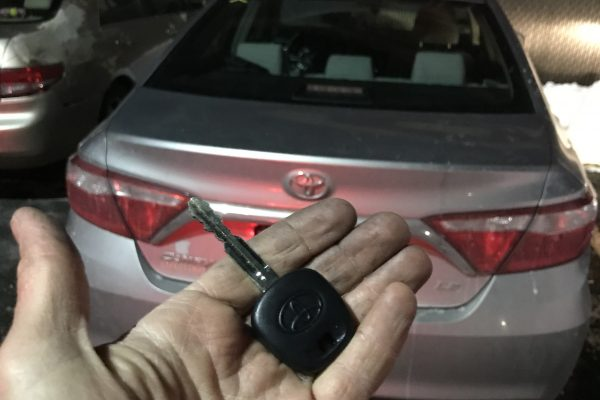 Lost Car Keys in Boston, Massachusetts