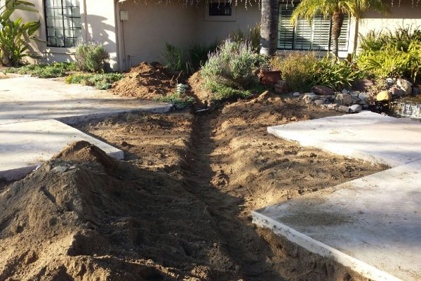 Sewer Line Replacement Bonsall, California