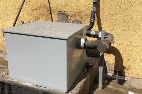 Restaurant Grease Trap Replacement in San Diego