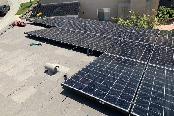 Rooftop Solar Installation in Moreno Valley, Ca