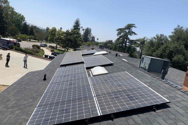 Solar Panel Installation in Redlands, Ca