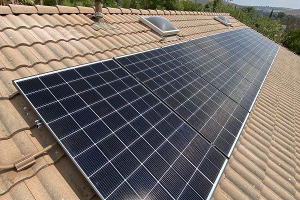 New Solar Installation in Riverside, Ca