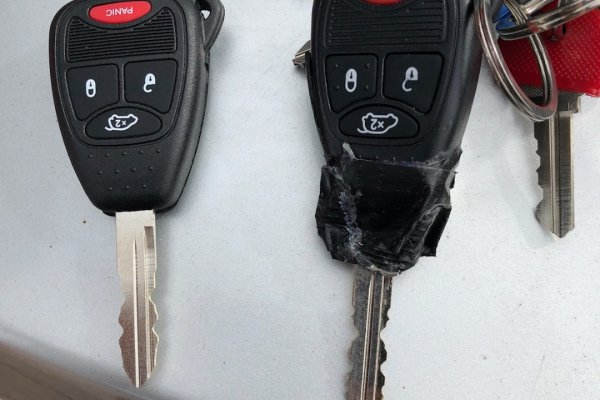 Chrysler Remote Key Replacement in Houston, Texas