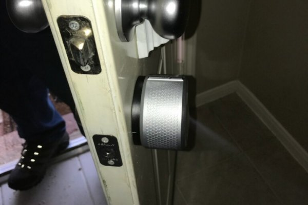 New August Lock Installed in Houston, Texas