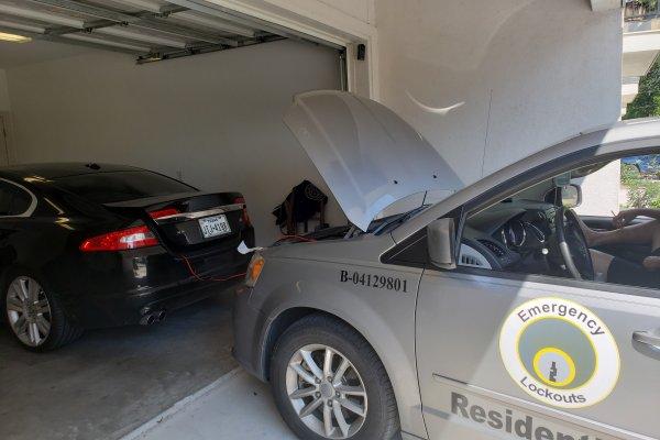 2011 Jaguar XF Trunk Lockout in Houston, Texas