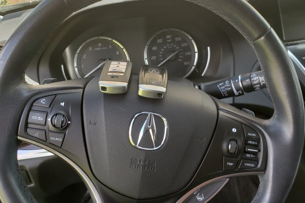 Acura Smart Key Fob Replacement Richmond, Texas