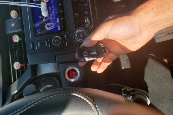 2017 Honda Civic Smart Key Made Houston, Texas