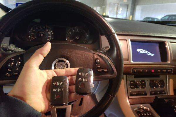 Jaguar Smart Key Fobs Houston, Texas