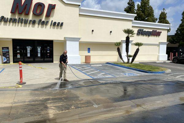 Commercial Water Damage Restoration San Marcos, California
