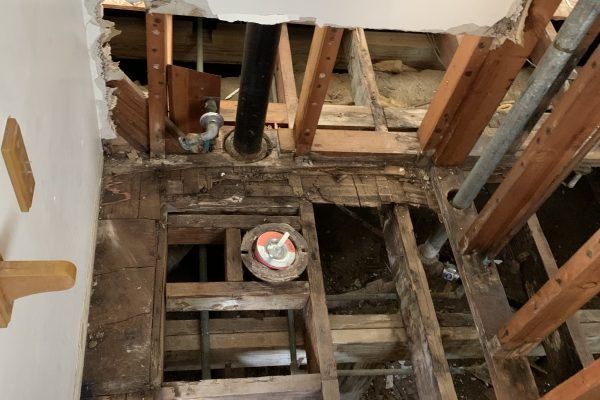 Water Damage Dry Out in La Mesa, California