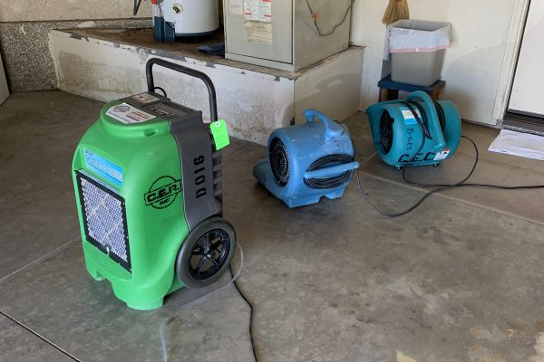 Water Heater Leak in Rancho Cucamonga