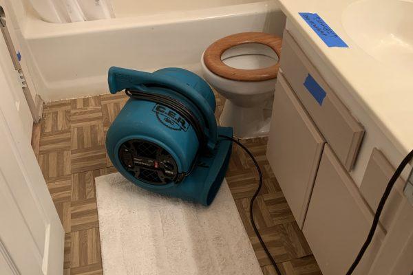 Toilet Tank Overflow in Menifee,CA