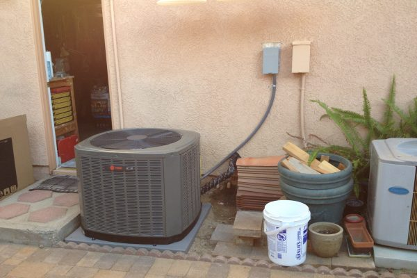 Residential Heating and Air Conditioning Replacement Temecula, California