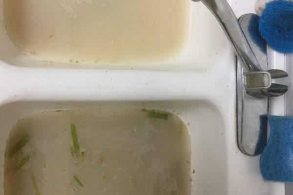 Repaired Clogged Kitchen Sink in San Diego, CA