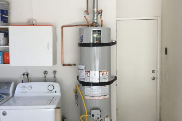 Installed Water Heater in Carlsbad, CA
