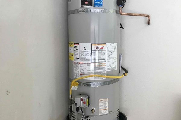 Power Vent Water Heater Replacement in San Marcos, CA