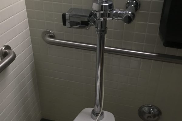 Touchless Urinals, Toilet and Faucet Installation in San Marcos