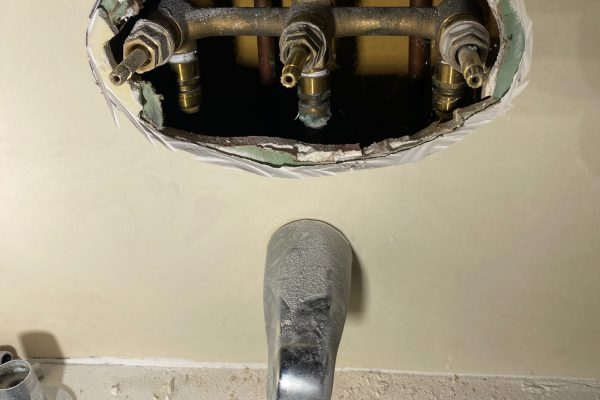 Shower Valve Replacement in San Diego, CA