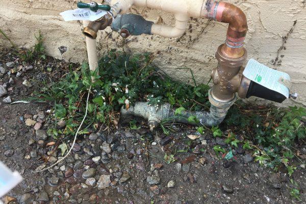 Replaced Single Union Pressure Regulator in La Mesa, CA