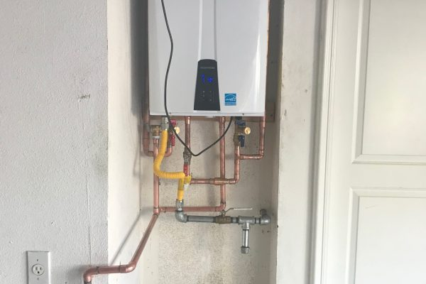 Tankless Water Heater Installation in Carlsbad, CA