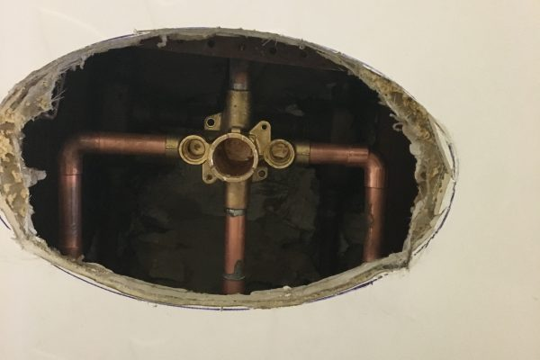 Replaced Shower Valve in San Diego, CA