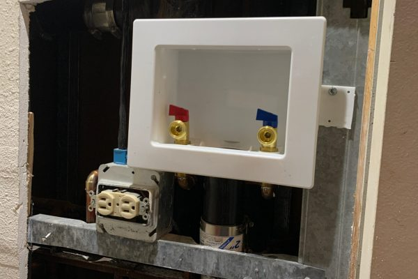 Installed Angle Stops in Oceanside, CA