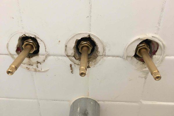 Pinhole Leak Repair and Faucet Replacement in Oceanside, CA
