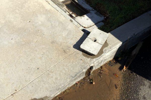 Main Water Line Repair in San Diego, CA.