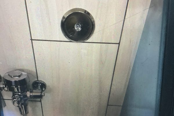 Cleared Public Restroom Drains in Carlsbad, CA