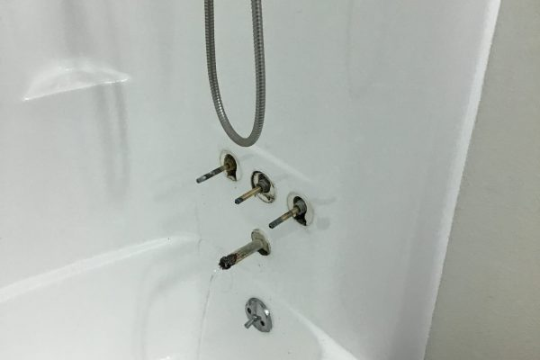 Replaced Shower Cartridges in San Diego, CA