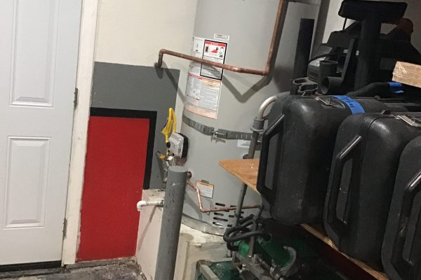 Replaced Leaking Water Heater in San Marcos, CA