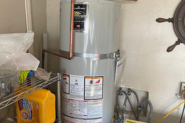 Replaced Leaking Water Heater in Chula Vista, CA