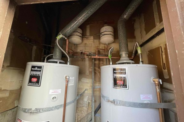 Replaced Light Duty Commercial Water Heaters in San Diego, CA