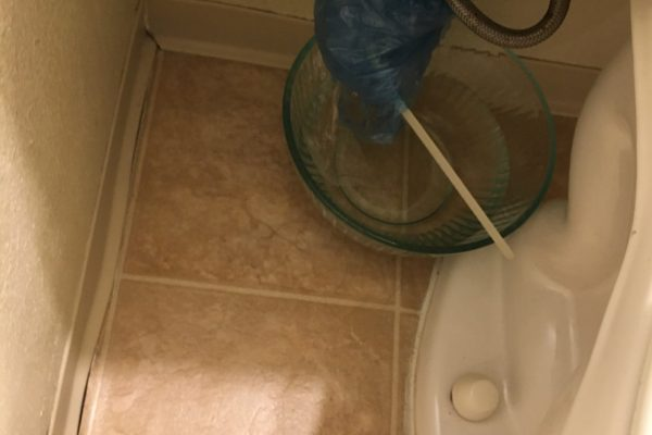 Emergency Pinhole Leak Repair and Angle Stop Replacement in Chula Vista, CA