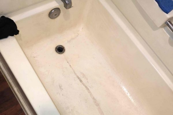 Cleared Clogged Tub Drain in Spring Valley, CA