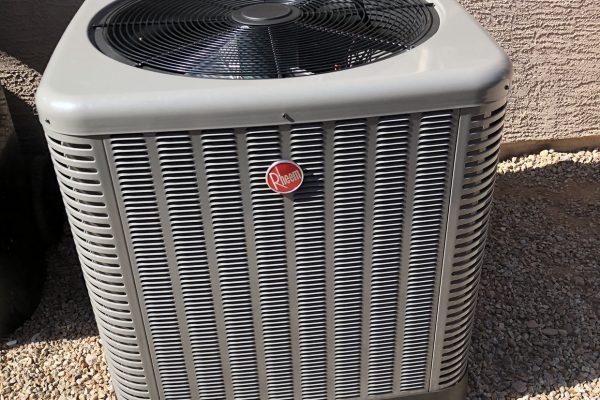 Air Conditioning Installation Gilbert, Arizona