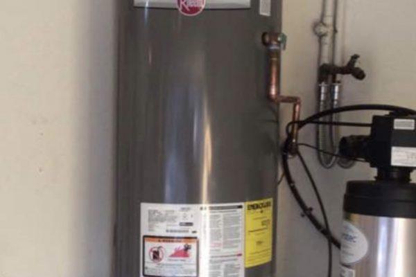 Gas Water Heater Replacement Phoenix, Arizona